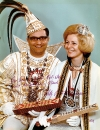 1969 - Prinz Willy VI. & Venetia Karin